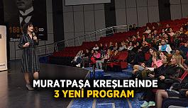 Muratpaşa kreşlerinde 3 yeni program