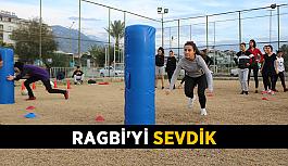 Ragbi'yi sevdik