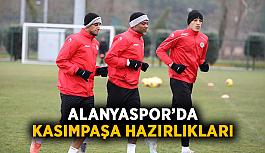 Alanyaspor'da Kasımpaşa hazırlıkları