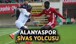 Alanyaspor Sivas yolcusu