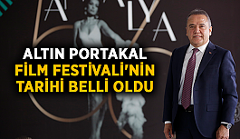 Altın Portakal Film Festivali'nin tarihi belli oldu
