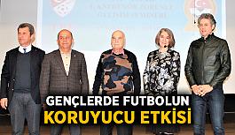 Gençlerde futbolun koruyucu etkisi