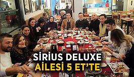 Sirius Deluxe ailesi 5 Et'te
