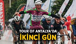 Tour of Antalya'da ikinci gün