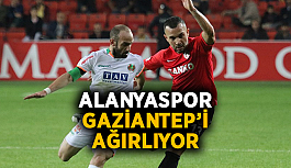 Alanyaspor Gaziantep'i ağırlıyor