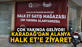 Çok yakında geliyor! Karadağ'dan Alanya Halk Et'e ziyaret