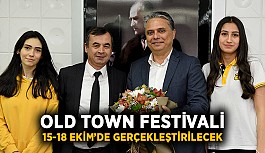 Kaleiçi Old Town Festivali 15-18 Ekim'de gerçekleştirilecek