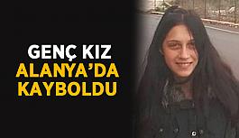 Paylaş, destek ol! Genç kız Alanya'da kayboldu