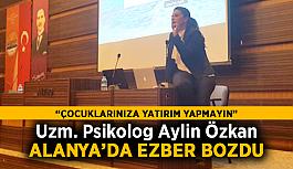 """Uzm. Psikolog Aylin Özkan ezber bozdu: """"Çocuklarınıza yatırım yapmayın"""""""