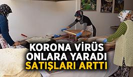 Korona virüs onlara yaradı, satışları katlandı