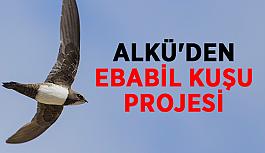 ALKÜ'den Ebabil Kuşu projesi