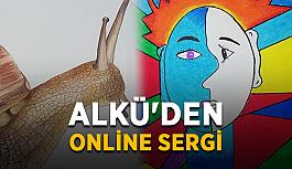 ALKÜ'den online sergi