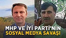 MHP ve İYİ Parti'nin sosyal medya savaşı