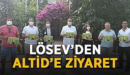 LÖSEV'den ALTİD'e ziyaret