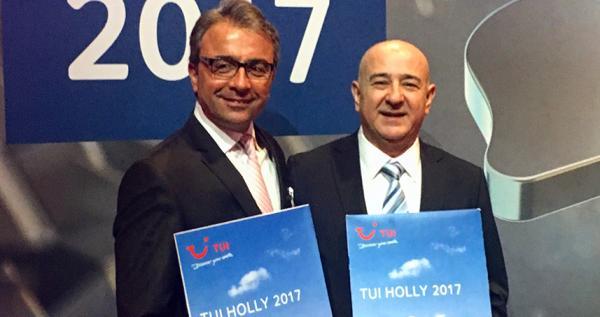 TUI, Doğu Akdeniz'in en iyi otelini seçti