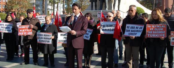 """""""Türk Milleti'ni Böldürtmeyeceğiz"""""""