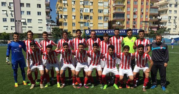 U19'da Antalya şampiyonu belli oldu