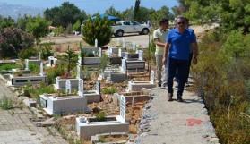 Cikcilli mezarlığı genişletilecek