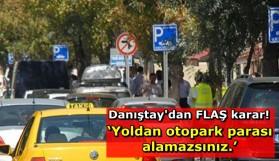 DANIŞTAY'DAN FLAŞ KARAR!