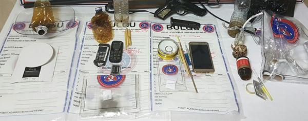Uyuşturucu operasyonunda 11 gözaltı var