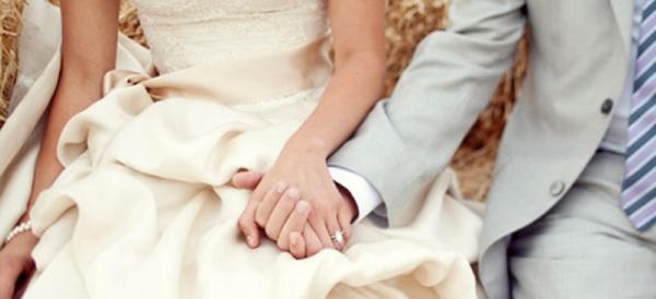 Yeni evlenecekler yaşadı
