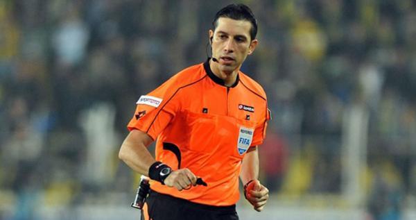 Zorlu Fenerbahçe maçının hakemi belli oldu