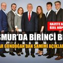 Tosmur Gündoğan'la kaldığı yerden devam edecek