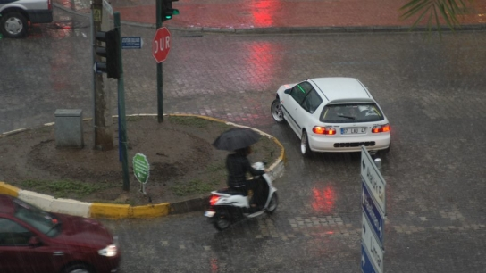 Alanya'da yağışlar sürecek