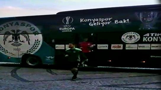 Konyaspor Alanya'da