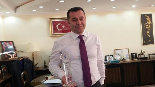 Alanya Belediyesi'ne özel ödül
