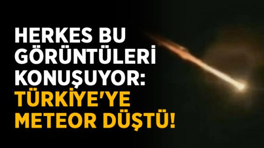 2020 felaket yılı oldu: Türkiye'ye meteor düştü!