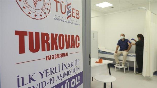 Faz-3 çalışması devam eden yerli aşı Turkovac için gönüllü olur musunuz?