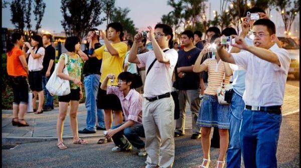Çinli turist 500 milyar dolar harcama yaptı