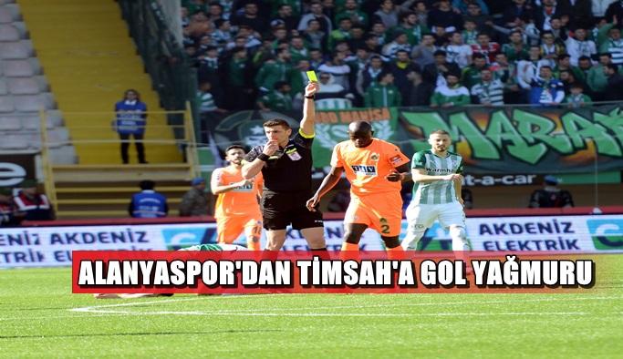 Aytemiz Alanyaspor 3- Bursaspor 1