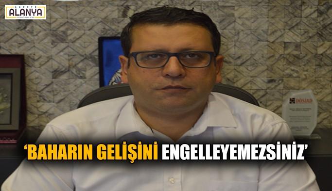CHP İl Başkanı Kumbul'dan flaş açıklamalar