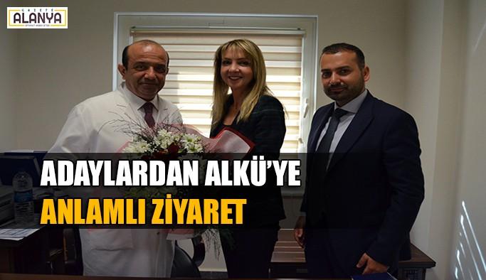 Cumhur İttifakı'ndan Tıp Bayramı kutlaması