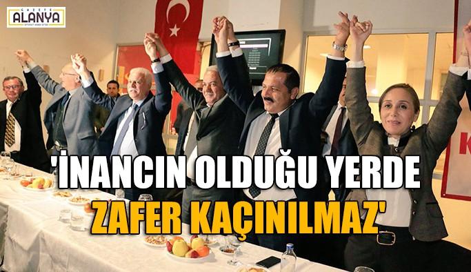 Koray Aydın: Sönmez'i zafere ulaştıracağız!