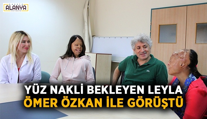 """Prof. Dr. Özkan: """"Leyla'nın nakilden başka şansı yok"""""""