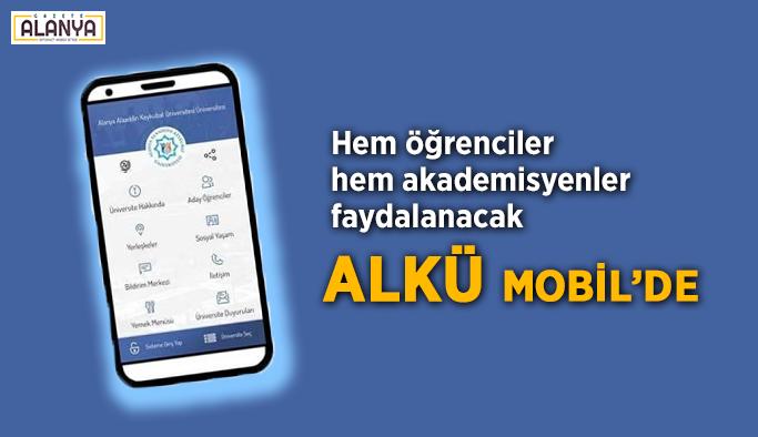 ALKÜ Mobil'de