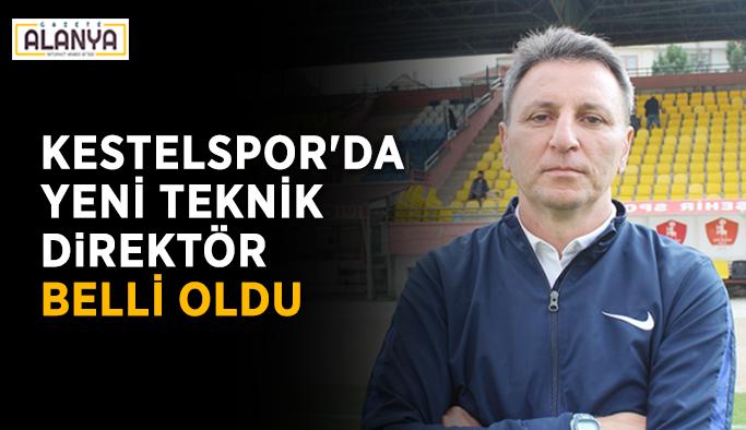 Kestelspor'da yeni teknik direktör belli oldu