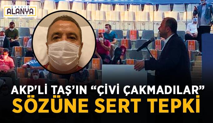CHP'lerden Başkan Böcek'e destek mesajı yağıyor