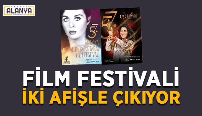 Altın Portakal Film Festivali iki afişle çıkıyor