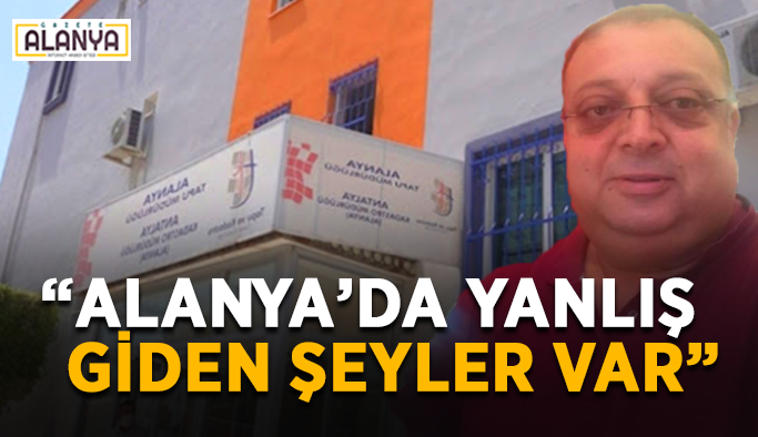 """Eski siyasetçi Akay: """"AK Parti böyle değildi, vatandaşa köstek olunuyor"""""""