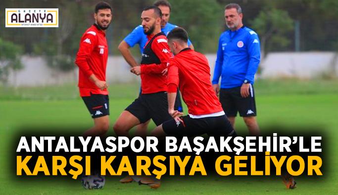 Antalyaspor ile Başakşehir 30. randevuda