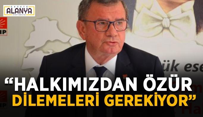 """Başkan Karadağ'dan """"Vitrin mankeni"""" sözüne tepki"""
