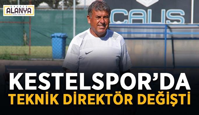Kestelspor'da teknik direktör değişti