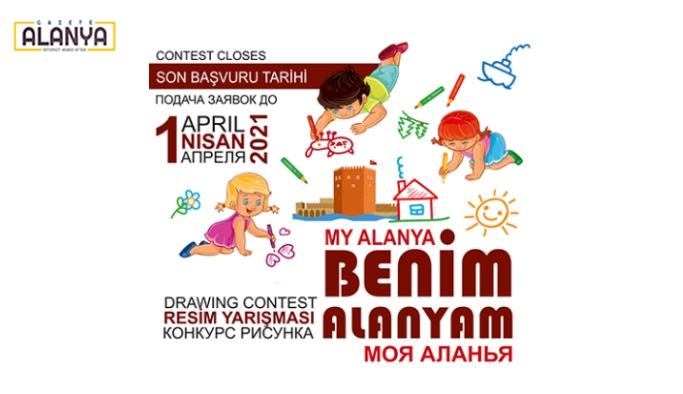 ALTSO Alanya'da resim yarışması düzenliyor