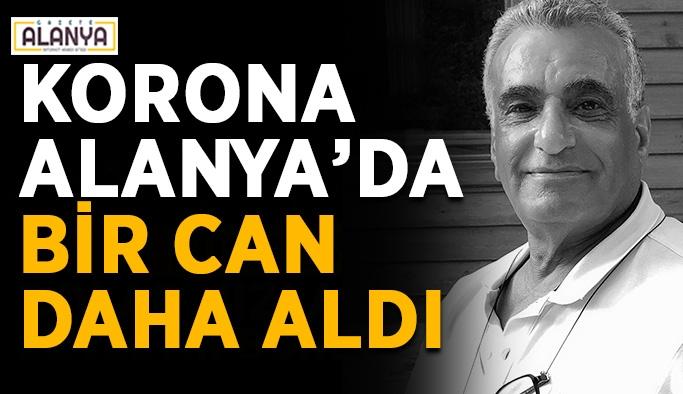Alanya'nın tanınmış avukatı hayatını kaybetti