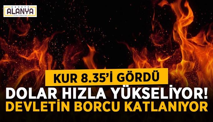 Türkiye'nin gündemine oturdu: Dolar uçuyor!