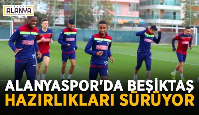 Alanyaspor'da Beşiktaş hazırlıkları sürüyor